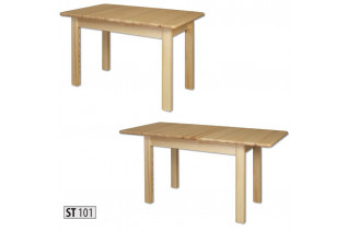 ST101 Jedálenský stôl rozkladací