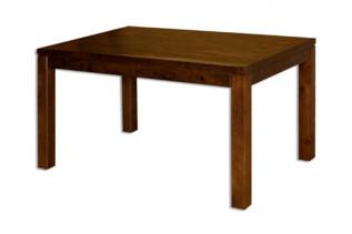 ST172 Jedálenský stôl rozkladací, hrúbka pracovnej dosky 4 cm