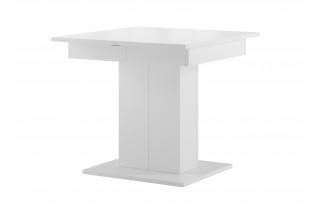 Rozkladací jedálenský stôl SMART 05, biela