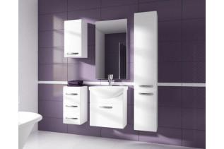 KORAL kúpeľňová zostava, biela