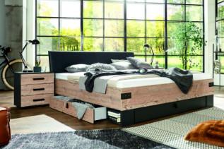TOCKY  manželská posteľ