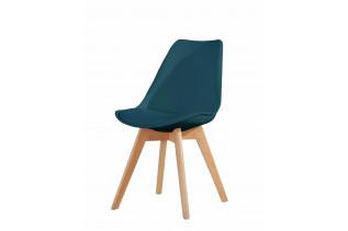 CROSS jedálenská stolička, tyrkysová