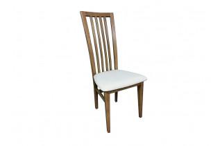 LINA jedálenska stolička, dub stirling