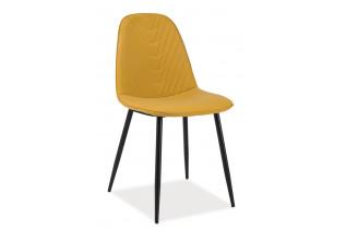TEODOR A jedálenská stolička, curry