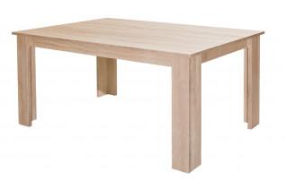 TINO rozkladací stôl, dub sonoma