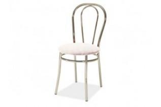Jedálenská stolička TINKA, krémová