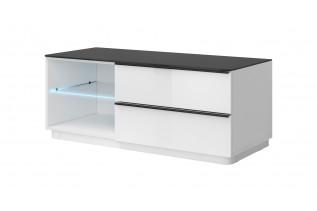 GOTO 41 malá TV komoda s LED osvetlením B/C