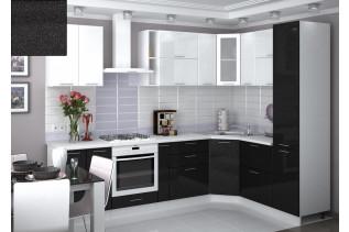 Kuchyňa na mieru VALENCIA BLACK METAL