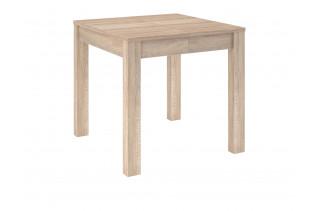 VERA veľký jedálenský stôl s rozkladom, dub sonoma