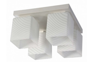 VEGA stropný luster 4630, biely