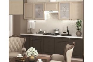 Kuchyňa na mieru VERSAJ, latte soft/korpus biely