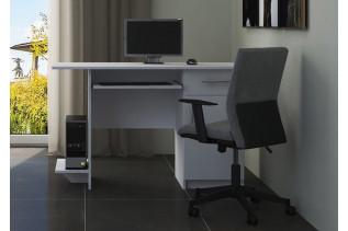 Pracovný stôl VEBER biely