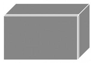 EMPIRIA horná skrinka W4B/60, korpus biely