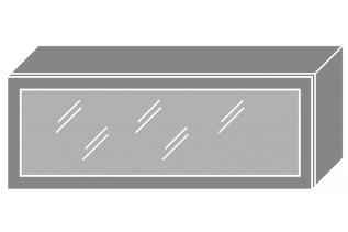 EMPIRIA horná skrinka W4BS/90 MDF, korpus biely