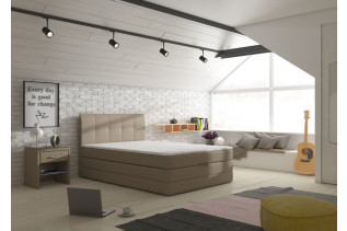 VERENA manželská posteľ 140, Inari 23
