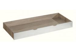 TITO zásuvka pod posteľ A13, dub svetlý