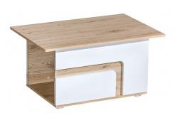 TITO malý stolík A18, dub svetlý