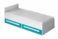 GULIANO posteľ 90