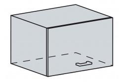 GRÉCKO 60 horný výklop, biely metalic, kor. biely