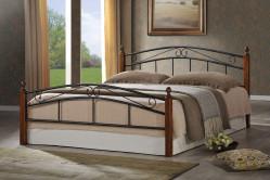 Kovová posteľ DOLORES 180x200