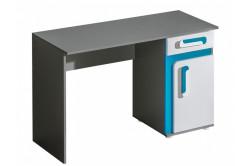 TITO písací stôl A9, modrá