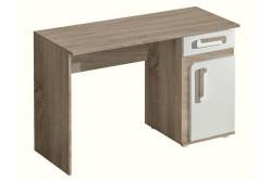 TITO písací stôl A9, dub svetlý