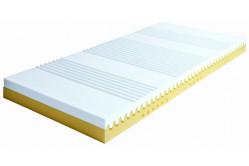 ALEXA obojstranný matrac 90 x 200, poťah Snow