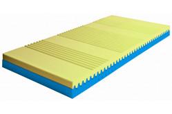 ALEXA VISCO luxusný matrac 80 x 200, poťah Snow