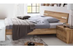 Moderná posteľ ANNY 291 dub planked 140x200 cm