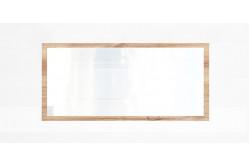 Moderné zrkadlo ANNY 919 dub planked