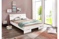 Moderná posteľ ANNY 351 alpská biela 160x200 cm