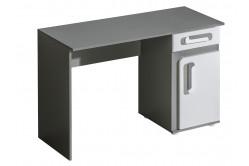 TITO písací stôl A9, antracit