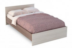 BASKA posteľ 140x200 KP-557, jasan šimo