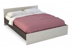 BASKA posteľ 160x200 KP-558, dub belfort