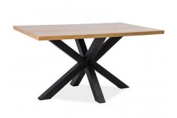 KROS jedálenský stôl 90x180 cm, masív