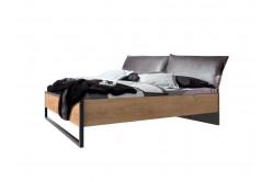 DERO 302 manželská posteľ s čalúnením 160x200