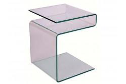 SEPI sklenený konferenčný stolík