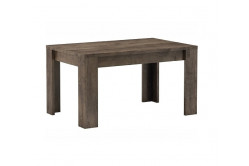 INDIE rozkladací jedálenský stôl I-M