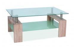 Konferenčný stolík LISA II, dub sonoma