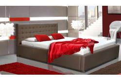 LUBICA V manželská posteľ 160 x 200 cm, Madryt 195