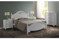 MAUPA drevená posteľ