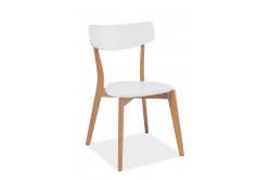 » Stolička MOSO dub/biela