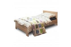 SOLO jednolôžková posteľ, dub sonoma