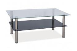 Konferenčný stolík TESA 98x58 cm