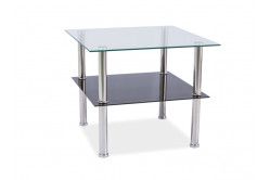 TESA konferenčný stolík 60x60 cm