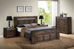Drevená posteľ TYROL 180 VER-0070