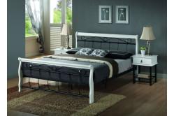 Kovová posteľ Benátky 160x200