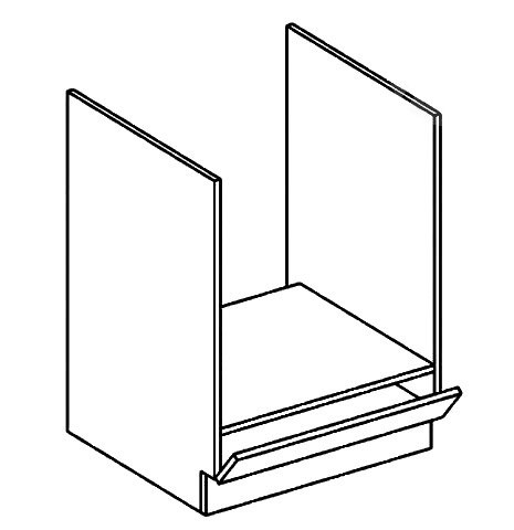 DK60 skrinka na vstavanú rúru MOREEN, picard