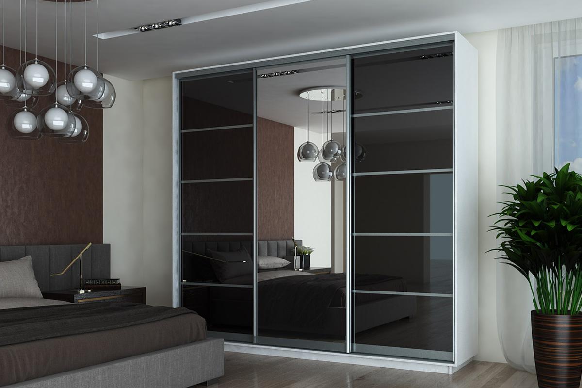 VerDesign, FALA 250, biela/čierna/zrkadlo