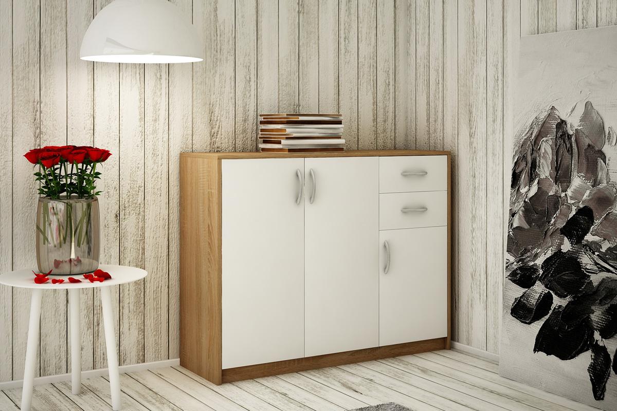 VerDesign, ANES 3D2S, dub sonoma/biela